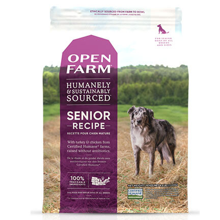 Open Farm Dog Senior 24#