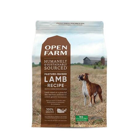 Open Farm Dog Lamb 12#