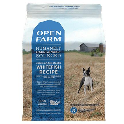 Open Farm Dog Whitefish 24#