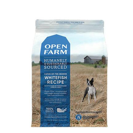 Open Farm Dog Whitefish 12#