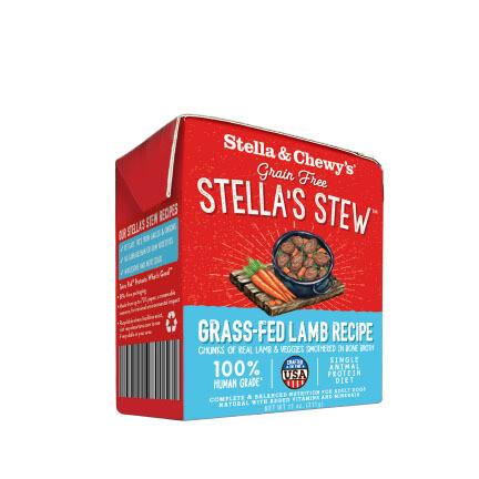 Stella Dog Lamb Stew 11oz