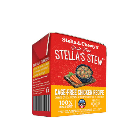 Stella Dog Chicken Stew 11oz