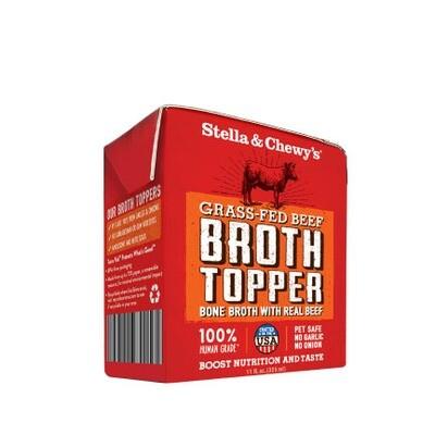 Stella Dog Beef Broth Topper 11oz