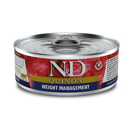 Farmina Cat Weight Mgmt Lamb 3oz