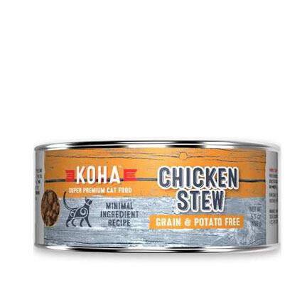 Koha Cat Stew Chicken 5oz