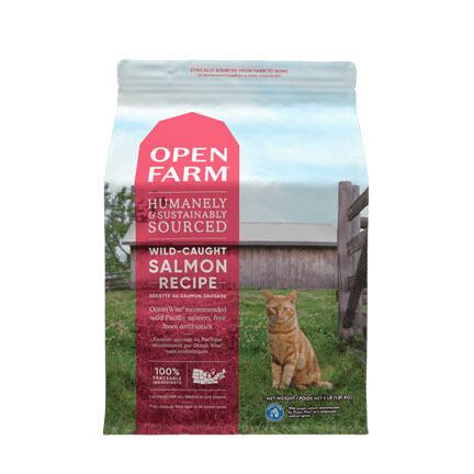 Open Farm Cat Salmon 4#