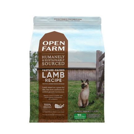 Open Farm Cat Lamb 4#