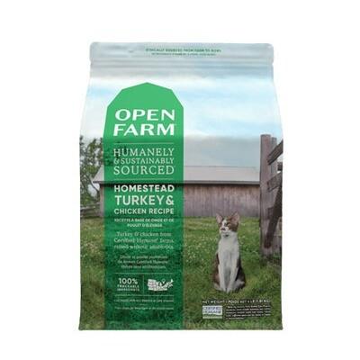 Open Farm Cat Turkey/Chick 4#
