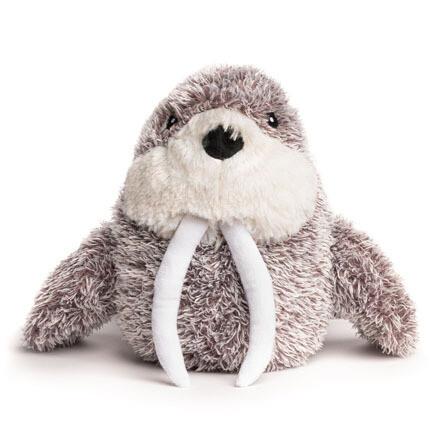 FabDog Fluffie Plush Walrus L