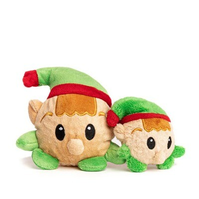 FabDog Holiday Elf Faball M