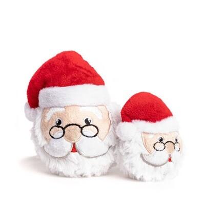 FabDog Holiday Santa Faball M