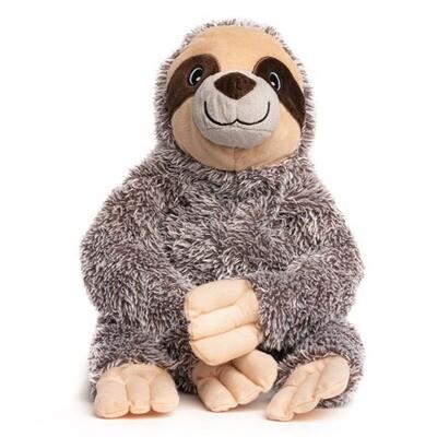 FabDog Fluffie Plush Sloth S
