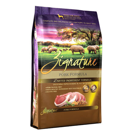 Zignature Pork 25#