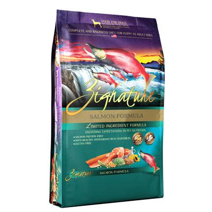 Zignature Salmon 25#