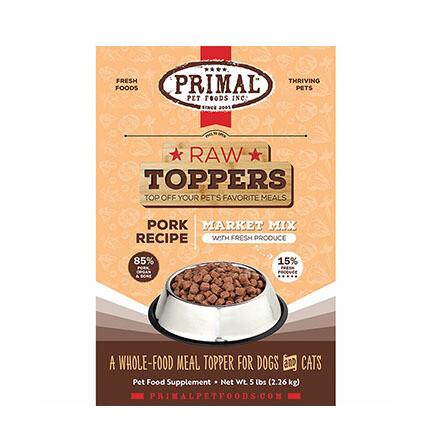Primal FRZ Market Mix Pork 5#