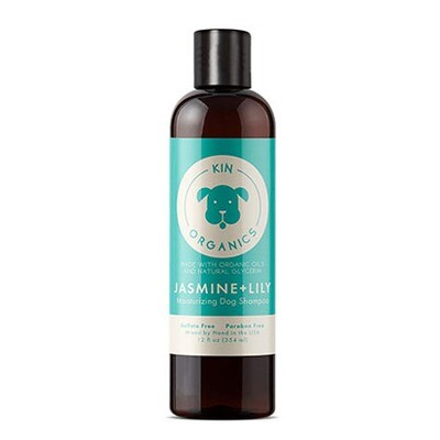 Kin+Kind Oatmeal Jasmine Shampoo