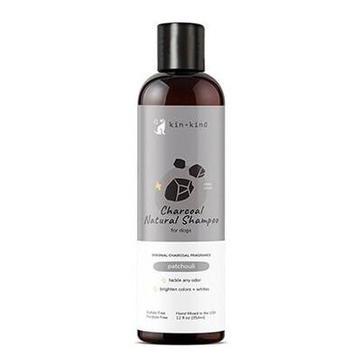 Kin+Kind Charcoal Patchouli Shampoo