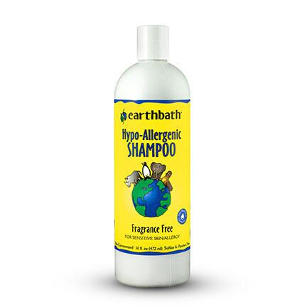 EarthBath Dog Hypo-Allergenic Shampoo