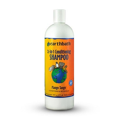 EarthBath Dog Mango Tango Shampoo