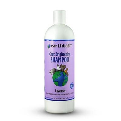 EarthBath Dog Brightening Shampoo