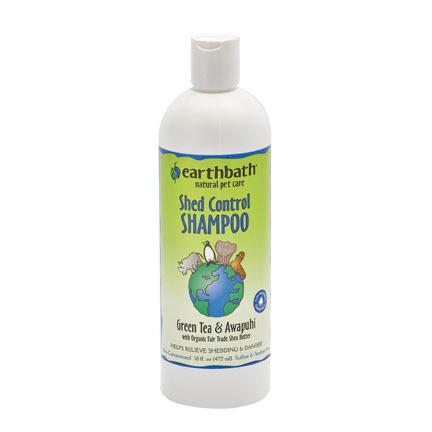 EarthBath Dog Shed Control Shampoo