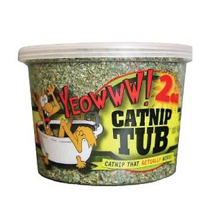 Yeowww Catnip Tub 2oz