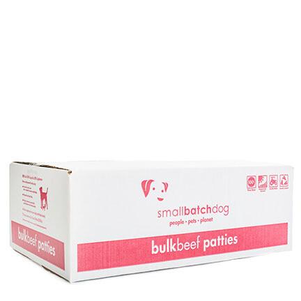 Small Batch FRZ Beef Patties 18#