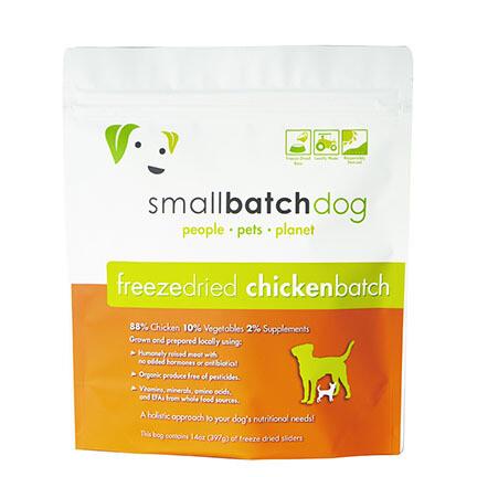 Small Batch FD Dog Chicken 14oz