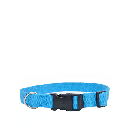 Coastal Soy Dog Collar XS Slate