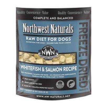 NWN FD Whitefish/Salmon 12oz