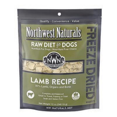 NWN FD Lamb Nuggets 12oz