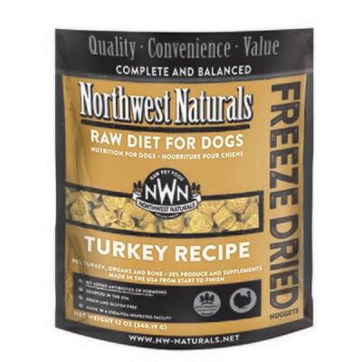 NWN FD Turkey Nuggets 12oz