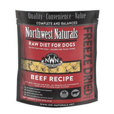 NWN FD Beef Nuggets 12oz
