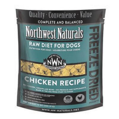 NWN FD Chicken Nuggets 12oz