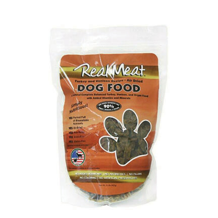 RealMeat A/D Dog Turk/Ven 2#
