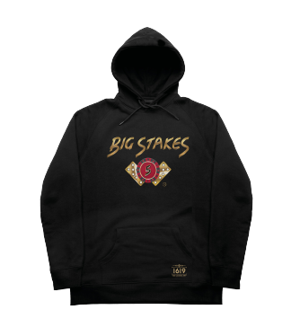 Bigstakes5 Hooded Sweatshirt