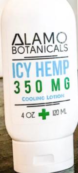 Icy Hemp - 400mg - THC Free
