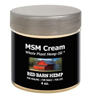 MSM CBD Cream 200mg - 2oz