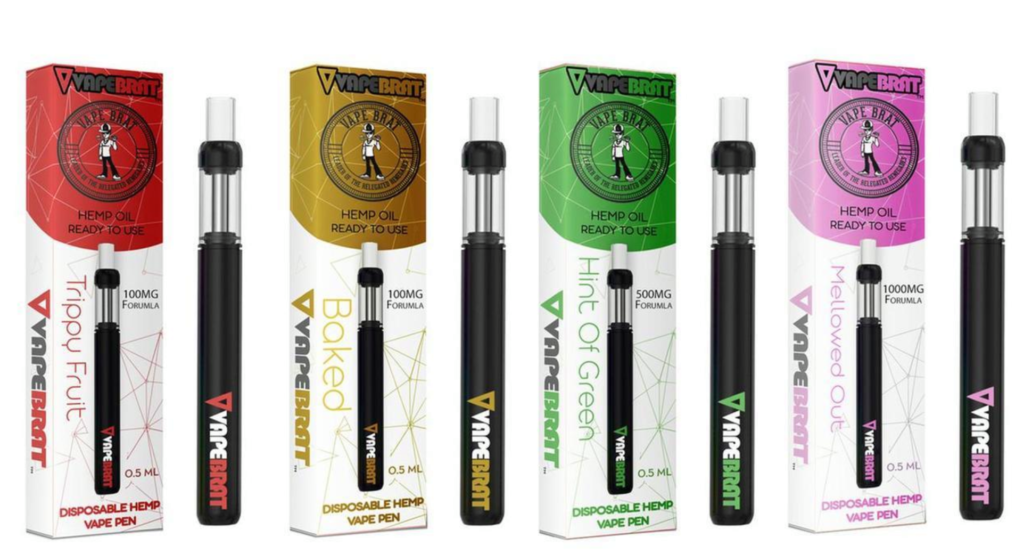 Secret Nature Full Spectrum CBD Cartridges