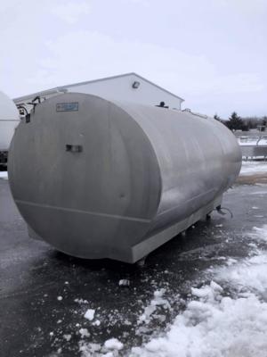 2,000 Gallon Dari-Kool - #3208