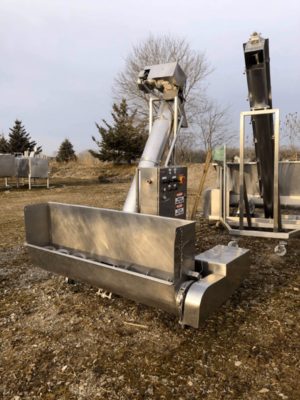 Elevated Curd Auger - #3220