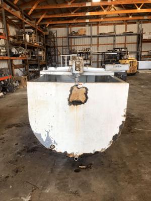 500 Gallon Bulk Tank - #3209