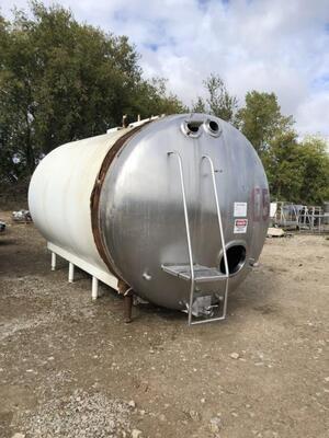 5,000 Gallon Holding Tank - #C0196