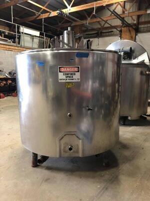 500 Gallon Processor - #0178