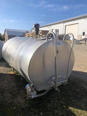 800 Gallon Dari-Kool - #3177