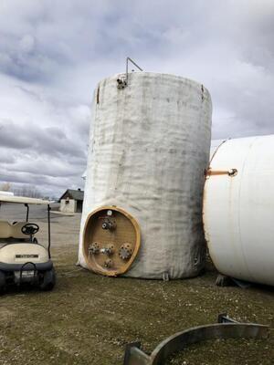 12,500 Gallon Silo - #C0171