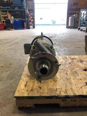 20 HP Pump - #3186