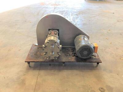 3 HP Pump - #3183