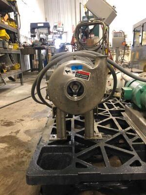3 HP Pump - #0160