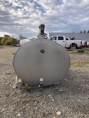 800 Gallon Dari-Kool - #3184